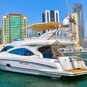 60ft charter boat in dubai
