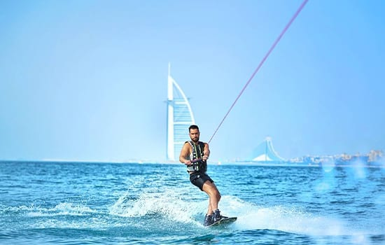 water sports charter boat packages