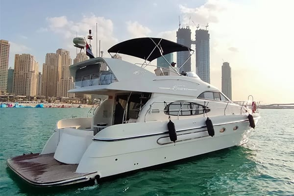 private party cruise dubai